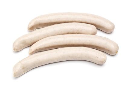 Weiße Bratwurst